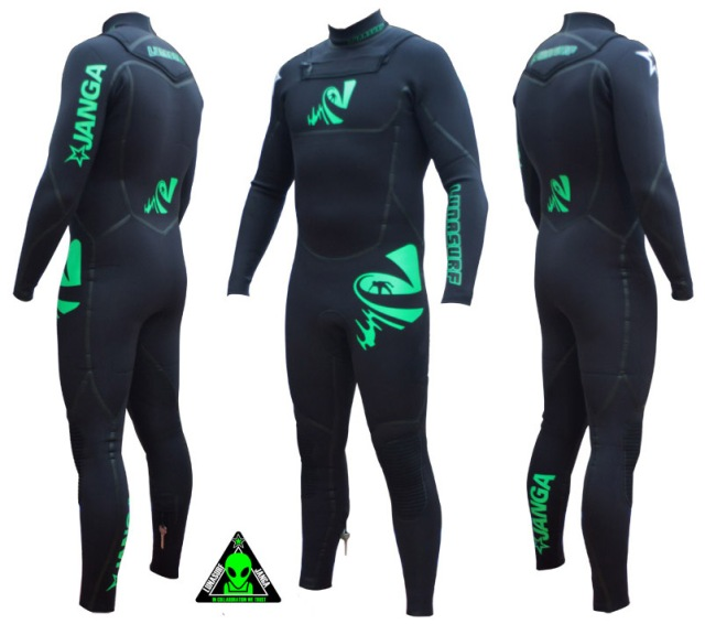 The perfect wetsuit for spring