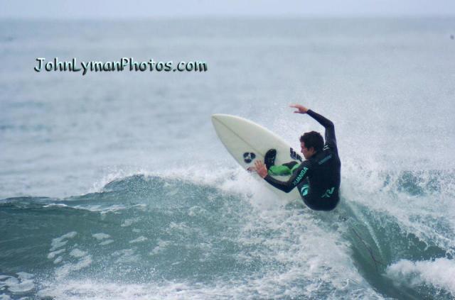 Lunasurf 3/2mm wetsuit eric ramsey